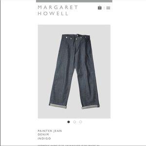 27f818b0 🛑SOLD ON DEPOP🛑Margaret Howell Painter Jeans